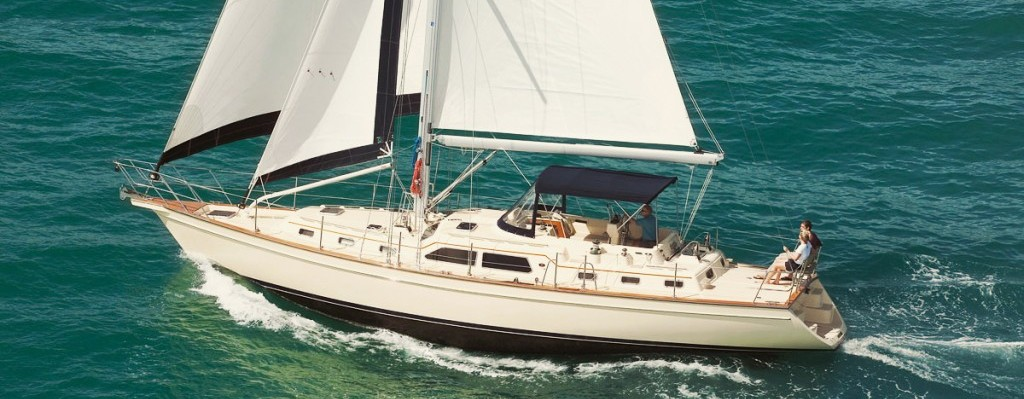 Springline Yacht Sales - Island Packet